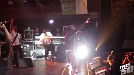 50 Cent ft. Eminem - Patiently Waiting - Live- Austin - Texas - 17.03. 2012
