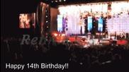 Happy 14th birthday Oliviq ( lyly_traskot )