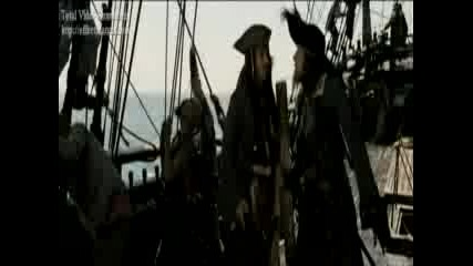 Pirates Of The Caribbean 3 Откъс