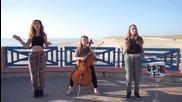 Момичета правят страхотни кавъри на летни хитове от 2015