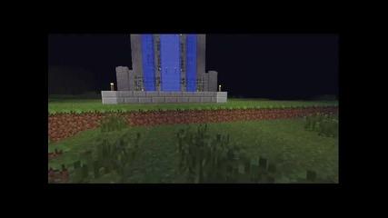 Minecraft Bg Server Голям мол (незавършен) част 1/2