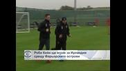 Роби Кийн ще играе за Ирландия срещу Фарьорските острови