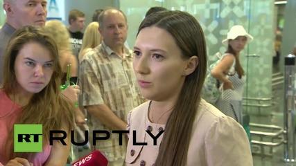 Русия: Киев изрита журналист от Канал 1 за антиукраинска дейност