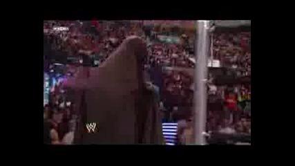 Royal Rumble - Ashley, Maria And Santino