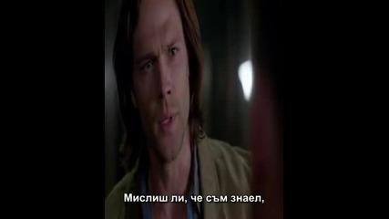 Supernatural S08e21 + Bg Subs