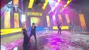 Кали и Сиана - Ангел с дяволски очи - 11 Годишни Музикални Награди 2012 - Full H D 1080p