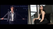 Страхотна! Stevan Andjelkovic i Tanja Savic - Kisno leto