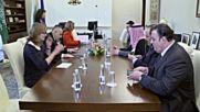 Борисов и саудитският външен министър обсъдиха двустранното сътрудничество