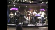 N.r.g Band On Board Queen Of Scandinavia Dfds.flv