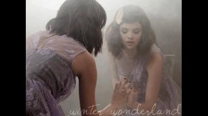 Selena Gomez and The Scene-winter Wonderland