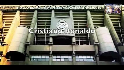Cristiano Ronaldo - Six Degress Of Seperation 2013