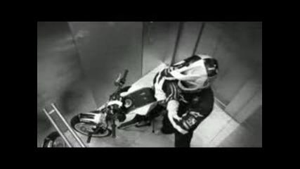 Bmw Moto stunt F800r