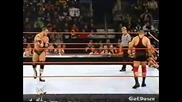 D - Lo Brown vs. Johnny Stamboli - Wwe Heat 24.11.2002