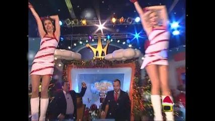 "Яна и Жана - ""merry Christmas Everybody"" Видео Господари на ефира"