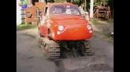 Mini Fiat - Tank