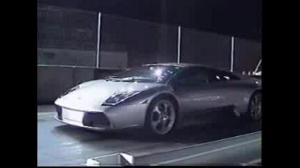 Ferrari 550 Vs. Lamborghini Murcielago