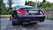 Cl 500 - 65 Amg Exhaust