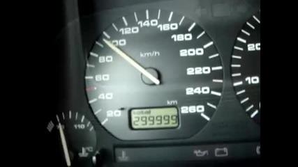 Не може да бъде : - ) след 299 999 следва 0 км : - ) при Golf 3 ; - )