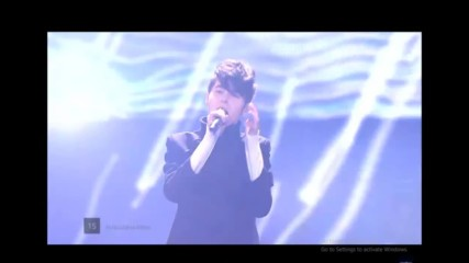 Kristian Kostov - Beautiful Mess Semi-final Eurovision 2017