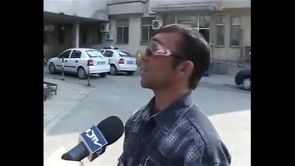 Разкошен циганин дава интервю - Hq!