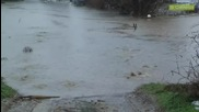 село Бисер наводнено