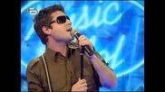 Music Idol 2 - Иван Ангелов От 14.03.2008 ВИСОКО КАЧЕСТВО