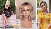 Поредно признание за Мария Бакалова: Българката рекламира моден гигант, краси страниците на Vogue