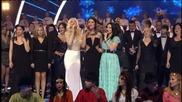 Katarina Zivkovic - Doletece beli golub - Ng program - ( Tv Prva,31.12.2014 )
