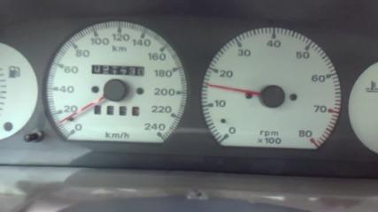 Fiat bravo 20v turbo 390hp