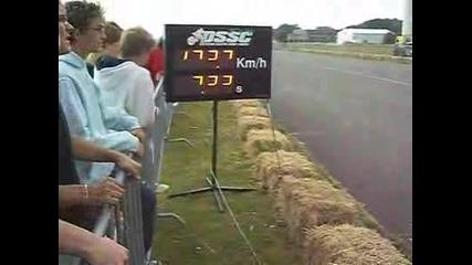 Piaggio Nrg Sprint 110km/h In 7, 38sec.
