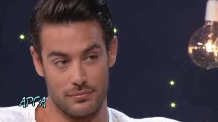 "Kostas Martakis - ""arga"" Greek talk show 2015 part 2"