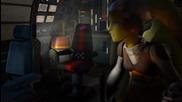 Междузвездни Войни: Бунтовниците - Машината в машината Бг Аудио Hd