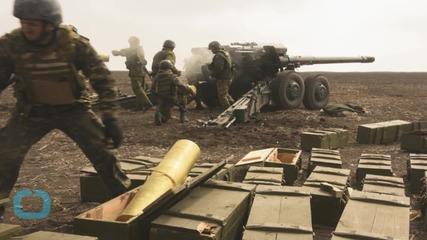 Passenger Bus Blown up by Mine in East Ukraine, Three Killed