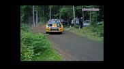 Полет На Евгений Новиков в Neste Rally Finland