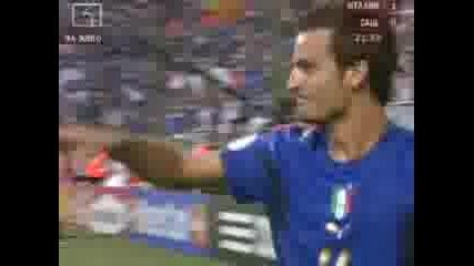 Italy - Usa 1:0 Gilardinho