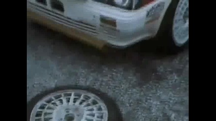 Lancia Delta Hf Integrale Works Abarth Magic 5