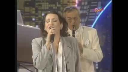 Vesna Zmijanac - Kad zamirisu jorgovani - LIVE - Grand Show - (TV Pink 1999)