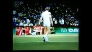 Тенис Класика : Бекер - Едберг | Плонж На Бекер