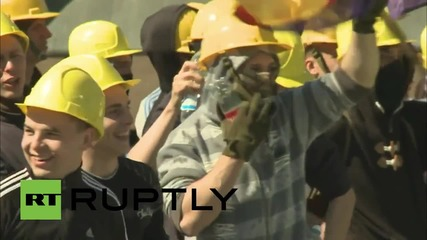 Lithuania: See 'anti-separatist' drills held by Police Anti-terrorist Operations Unit