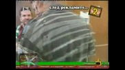 Сашо Диков атакува Лотар Матеус, 06 октомври 2010, Господари на ефира