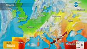 Прогноза за времето (29.09.2016 - сутрешна)