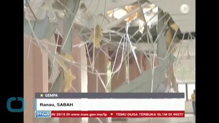 Search for Malaysia Quake Children