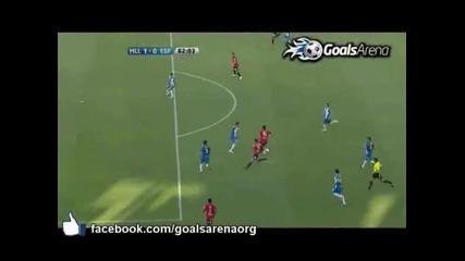 Реал Майорка - Еспаньол 1:0 [highlights]