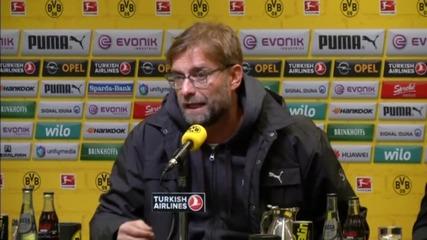 Клоп свика специална пресконференция след провала срещу Аугсбург