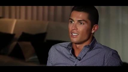 Кристиано Роналдо: Аз съм най-добрия!