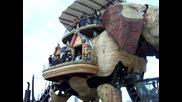 Чудото на технологиите - механичен слон