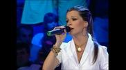 Jelena Kostov - Ne kunite crne oci ( Zvezde Granda 2008/2009 )