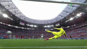 Голът от дузпа на Кристиано Роналдо срещу Унгария