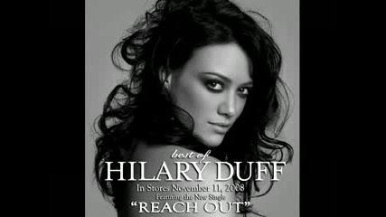 Hilary Duff - Reach Out (audio Premiere).flv
