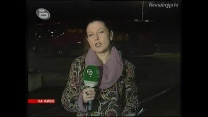 Арестуването На Похитителят На Автобуса За Варна!